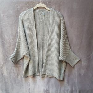 Barefoot Dreams Cozy Chic Lite open front cardigan